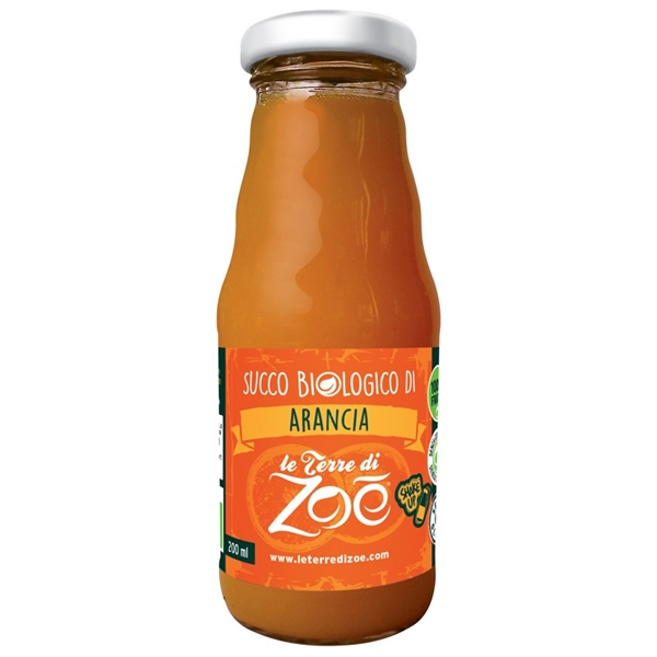 Jus Biologique Italienne Orange 100%