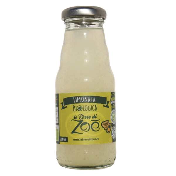 Limonata biologica di Calabria200ml