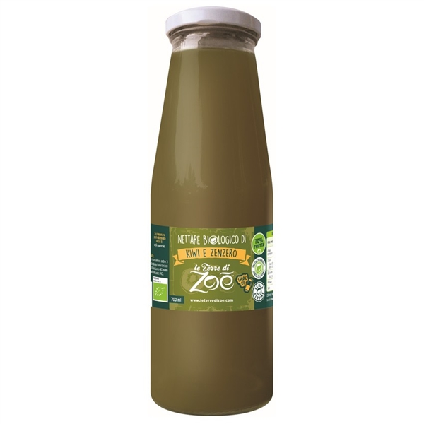 Italian Kiwi and Ginger Organic Nectar