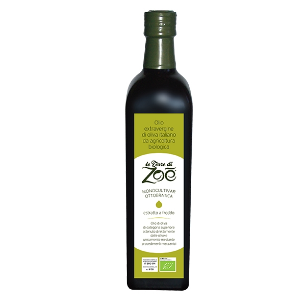 Extra virgin olive oil Bio