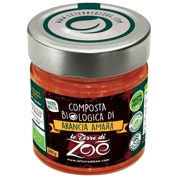 Italian Bitter Orange Organic Compotes