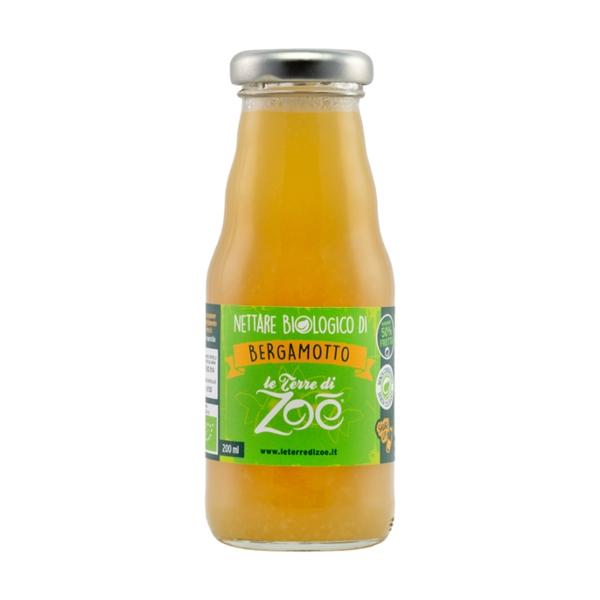 Italian Bergamot Organic Nectar