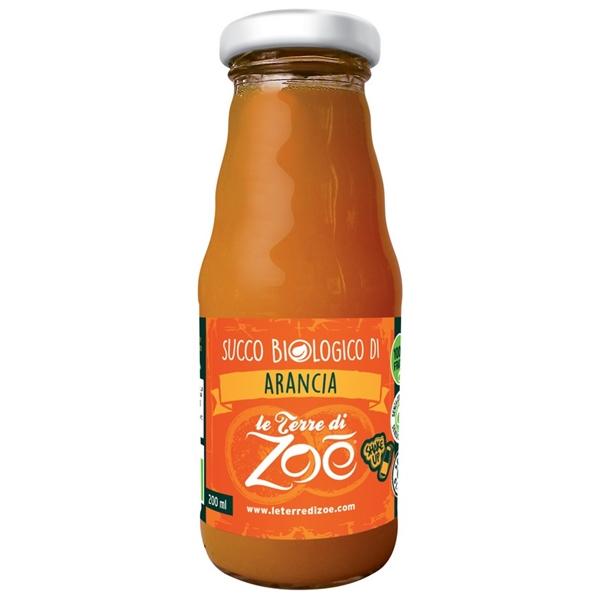 Zumo de Naranja Organica Italiano