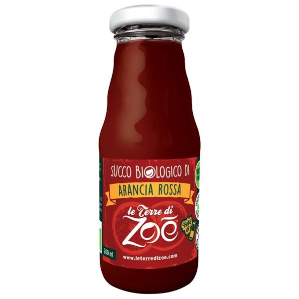 Zumo de sangre Naranja organica italiana