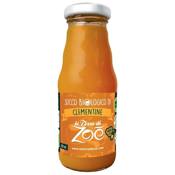 Jus Biologique Italienne Clementine 100%