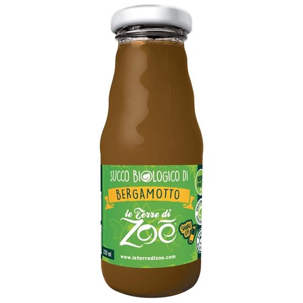 Italian Bergamot 100% Organic Juice
