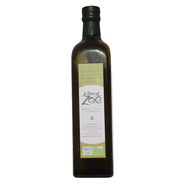 HUILE BIOLOGIQUE D'OLIVE VIERGE EXTRA Italienne