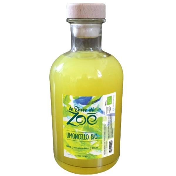 Limoncello Bio 500ml 33°