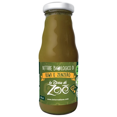 Italian Kiwi and Ginger Organic Nectar 200ml